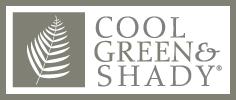 Cool Green & Shady